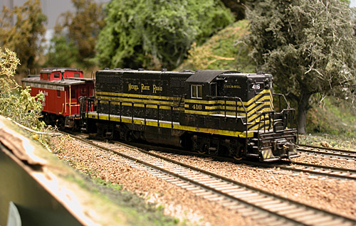 A Nickel Plate